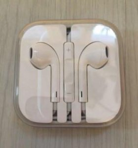 Apple EarPods от iPhone 6 разьем 3,5 оригинал