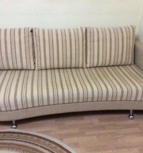 Продам диван и кресло-кровать