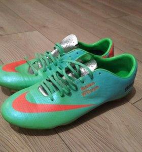Футбольные Бутсы Nike mercurial vapor ix sg