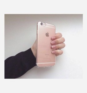 iPhone 6s 16 ГБ Rose Gold