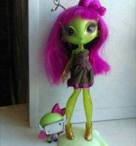 Кукла Novi Stars Алия Лектрик