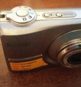 Продам фотоаппарат кодек на батарейках
