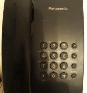 Телефон Panasonic кнопочный за шоколадку