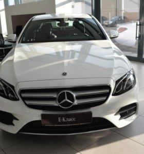 Mercedes-Benz E-Класс, 2017