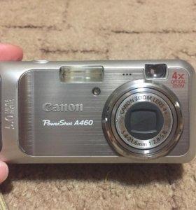 Canon PowerShot A460 Silver