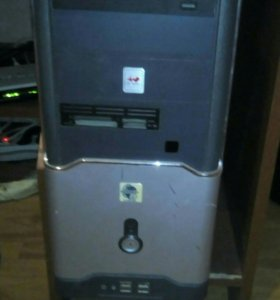 Компьютер 4 ядра, 6 гигов