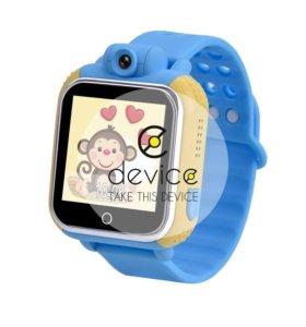 Smart Baby Watch GW1000 Детские Умные Часы