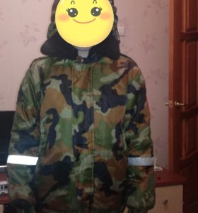Бушлат кадетский
