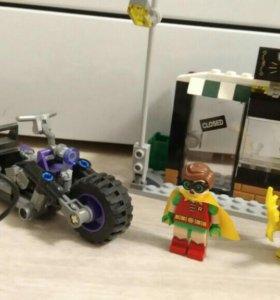 """Набор """"Лего Бэтмен"""" Погоня за Женщиной-Кошкой"""