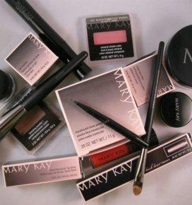 Косметика и парфюмерия от Мэри Кей