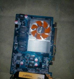Видеокарта zotac 210 1gb 128bit ddr2