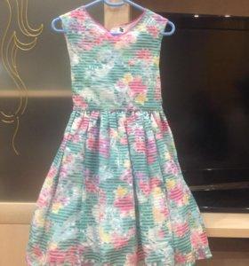 Очень красивые платья на 3-4 года