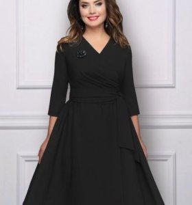 НОВОЕ! Платье Кашарэль размер 50(пойдет на 48-50)