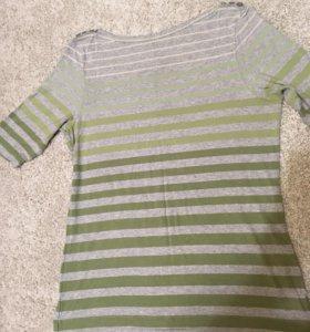 Трикотажная футболка 44-46