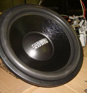 Сабвуфер Sundown Audio SA 15