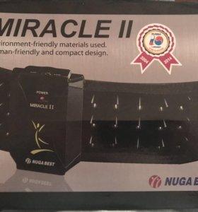 Пояс миостимулятор miracle 2 - нуга бест