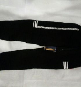 Спорт брюки новые на рост 140-146