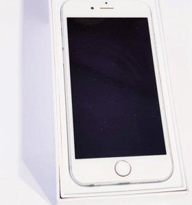 Apple iPhone 6 Silver 16 Gb