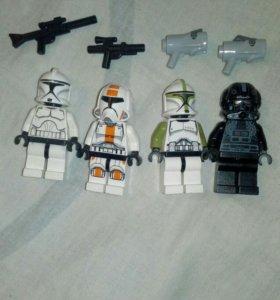 """Лего фигурки """"Звёздные войны"""" (оригинал)"""