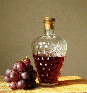 Домашнее вино!