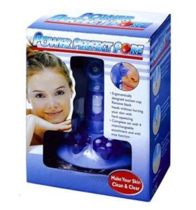 Аппарат для вакуумной чистки лица