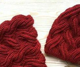 Шапки, шарфы, снуды