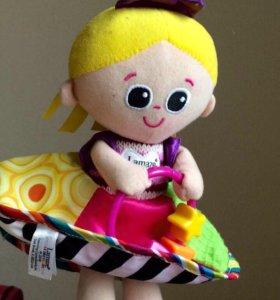 Подвесная кукла 👸🏼 LAMAZE игрушка 0m+