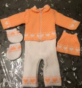 Детский костюм, Р. 62 см (3 мес.)