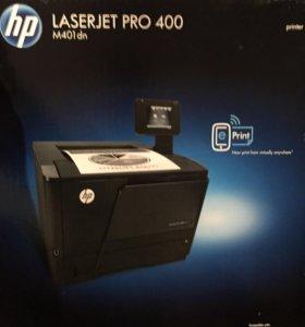 МФУ HP LASERjet PRO 400