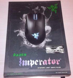 Игровая мышка. Razer imperator