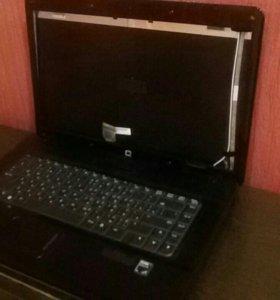 Клавиатура и корпус ноутбука