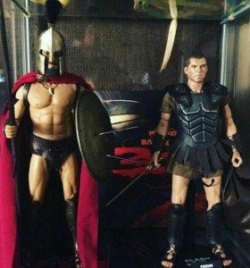 Star ace toys king Leonidas