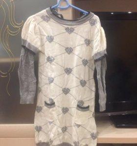 Детская фирменная одежда на девочку (2-4 года)