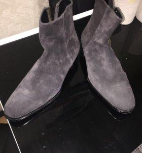 Итальчнские обувь, ботинки