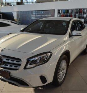 Mercedes-Benz GLA-Класс, 2017