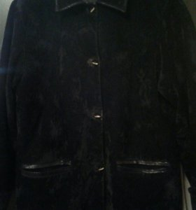 Куртка(пиджак) под замшу