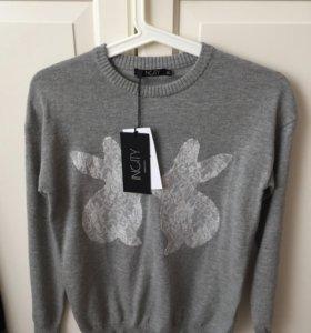 Новый женский свитер incity