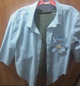 Рубашка турця 44 р