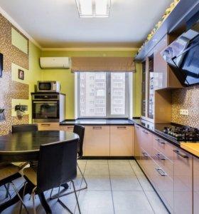 Квартира, 3 комнаты, 87.2 м²