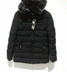 Зимняя куртка ❄️🔥🔥❄️