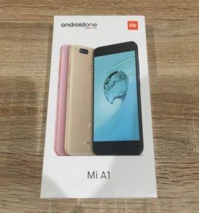 Телефоны Xiaomi Mi A1 4/64 gb Новые