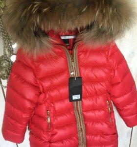 Пальто новое Fendi
