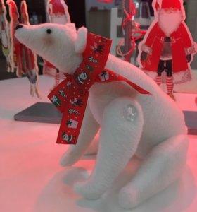 Мишка полярный Тильда