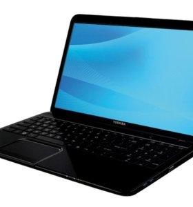 Игровой ноутбук Toshiba satellite L850-CJK