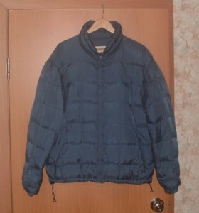 Зимняя куртка пуховик Columbia, размер 52-54