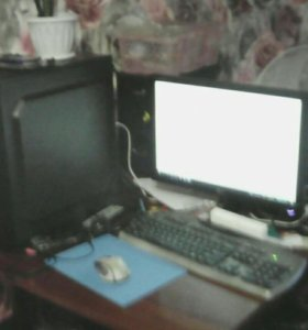 Игровой компьютер.