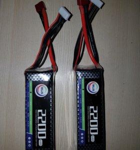 Li-Po 5s 25c для моделей и подобного