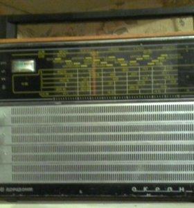 Приемник, магнитола, радиола: ламповые, транзистор