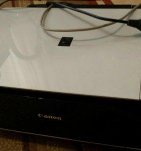Принтер сканер струйный