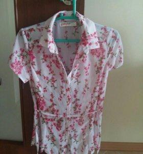 Блузка женская размер S